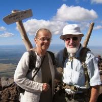 Salome & Glen on Humphreys Peak.jpg